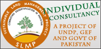 SLMP (A project of GEF, UNDP and Govt of Pakistan